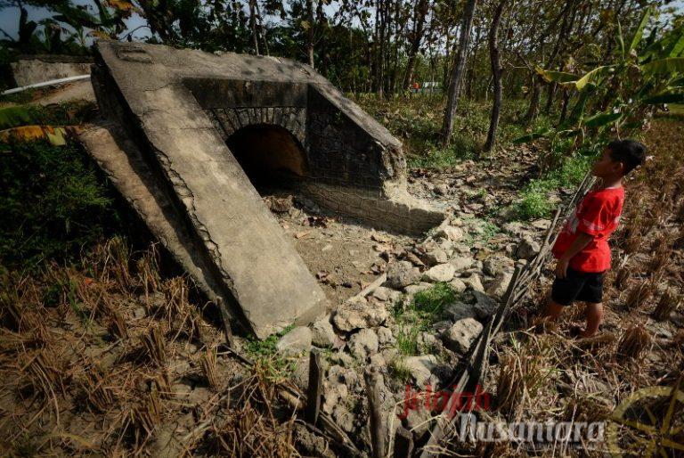 Gorong-Gorong Berdiri Kokoh Saksi Bisu Kekejaman PKI di Blora - Jelajah Nusantara